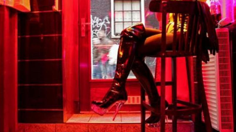 Previous research has showed that people participating in BDSM feel rejection less (Photo: AFP)