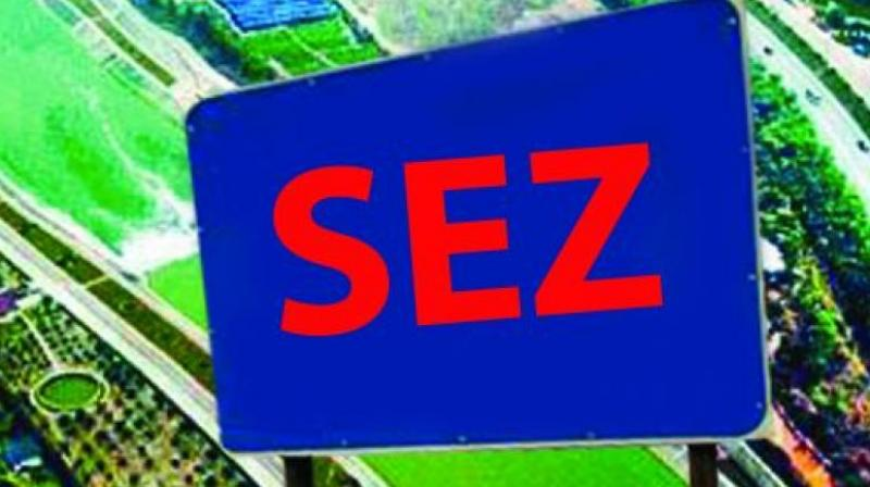 The SEZs in the vicinity of Madhapur, Hitec City in Gachibowli are full.