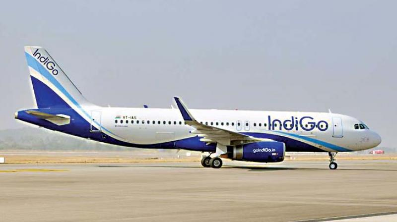 With the sale starting from today, the one-way codeshare agreement between the two carriers will enable Qatar Airways to place its code on IndiGo flights between Doha and Delhi, Mumbai and Hyderabad, IndiGo said in a statement. (Representational Image)