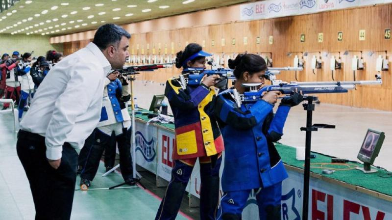 No shooting at 2022 Commonwealth Games
