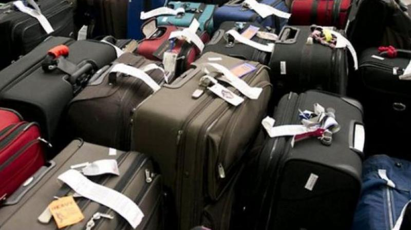 The stamp ensures that the baggage has been thoroughly checked and is safe to be carried in the plane. (Photo: Representational Image)