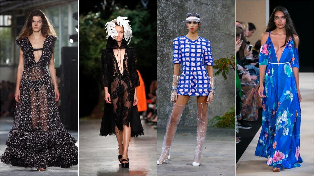 Paris fashion week spring 2018 trends 28