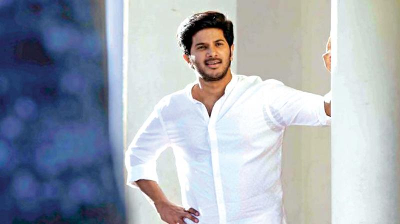 Dulquer Salmaan As Gemini Ganesan In Savitri Biopic