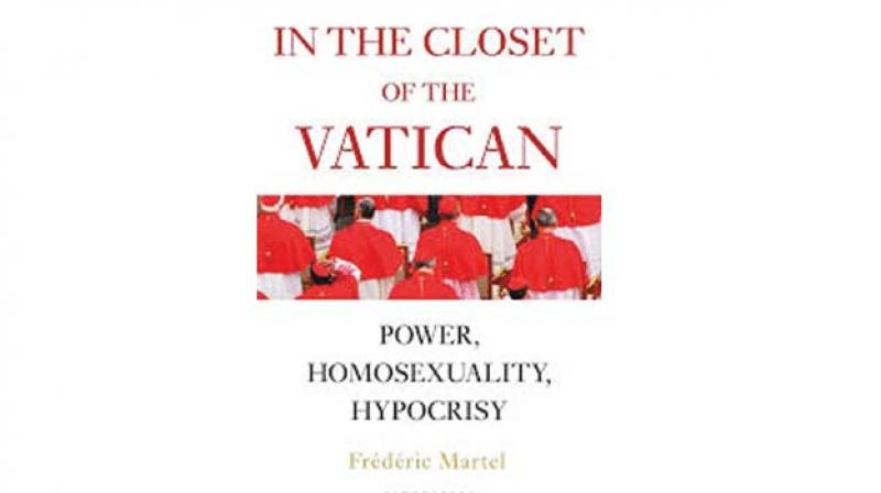 In the Closet of the Vatican: Power, Homosexuality, Hypocrisy, By Frédéric Martel Bloomsbury pp 325, Rs 576