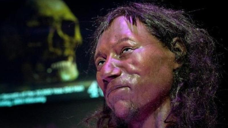 The findings suggest that lighter pigmentation being a feature of populations of northern Europe is more recent than previously thought. (Photo: AFP)
