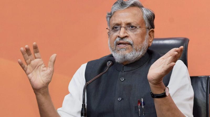 'Tax rates on 80% of the 227 items is likely to be reduced from 28 per cent to 18 per cent in the next GST council meeting,' Sushil Kumar Modi, a member of the GST council, said. (Photo: File/PTI)