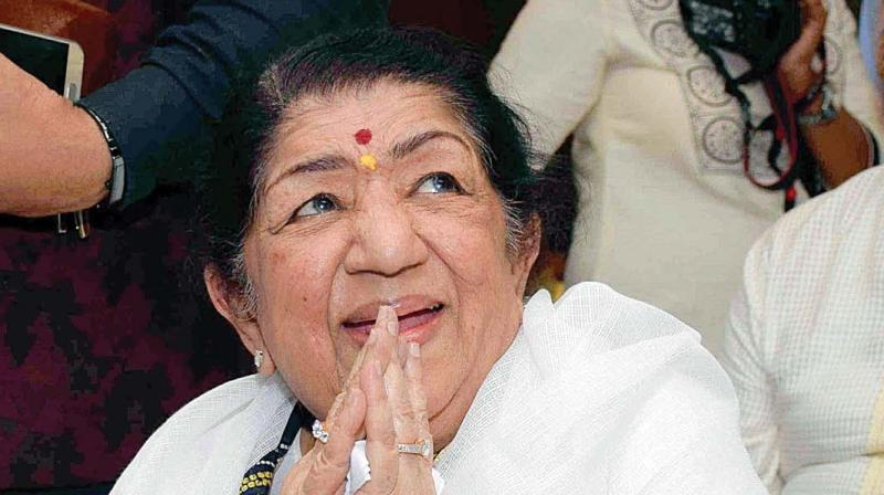 Lata Mangeshkar hospitalised after breathing problem