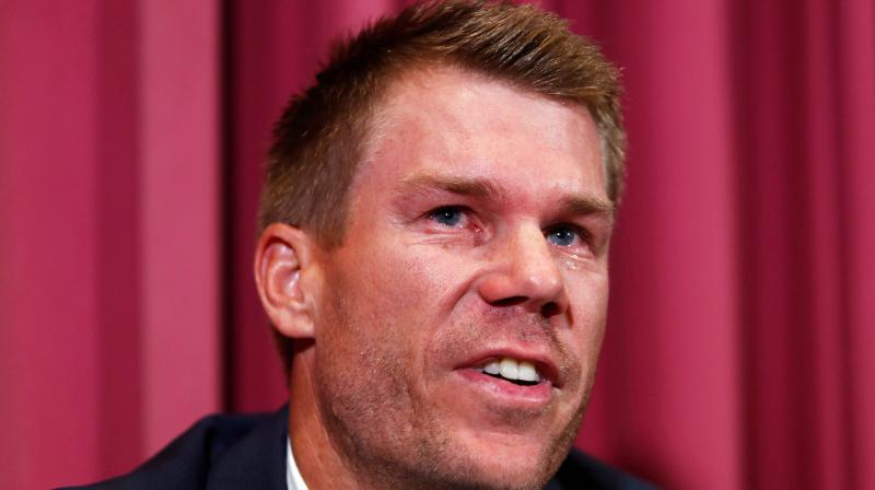 Warner's one-year ban will end in March, next year. Consequently, he will be eligible to play in tournaments like the Indian Premier League and World Cup. (Photo: AP)