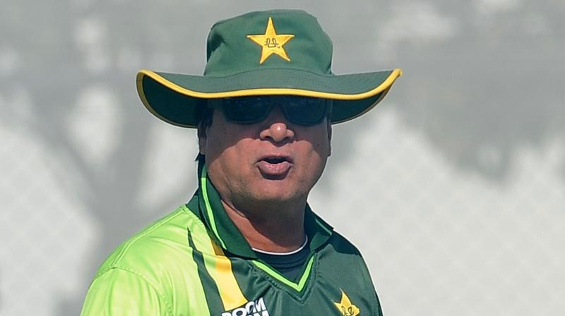 "Mohsin, who was also a former head coach and chief selector of the national team, will be working with former captain Akram, who he, ironically, has described as ""tainted"" several times in the past. (Photo: AFP)"
