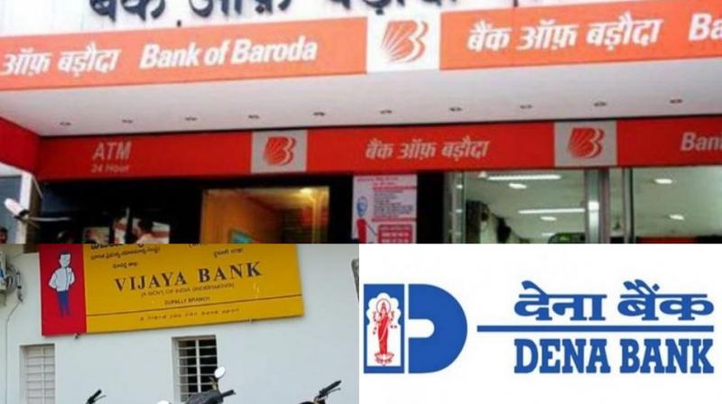 Dena Bank • Vijaya Bank • Merger With BoB
