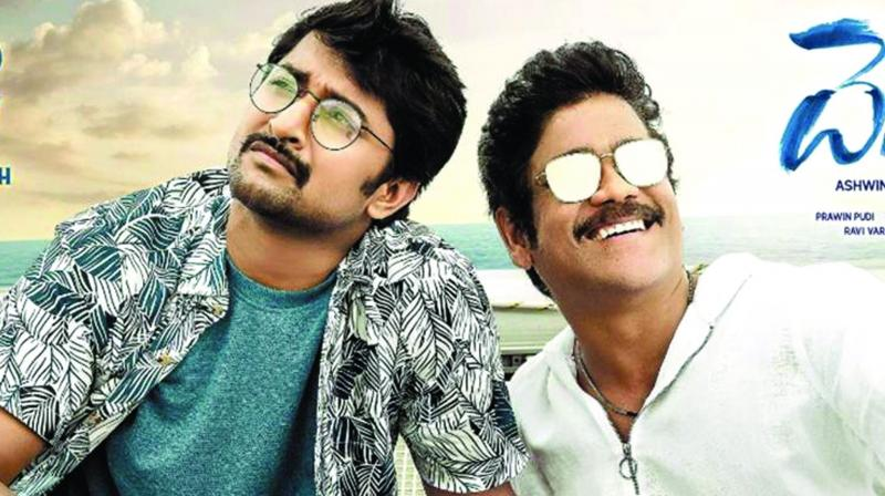 Nagarjuna and Nani in Devadas