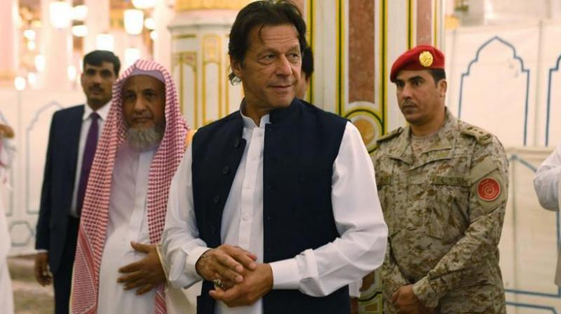 Pakistan's first space mission has been planned for 2022 and the federal Cabinet meeting chaired by Imran Khan approved the plan on Thursday, the minister was quoted as saying by Pakistani newspaper 'The News'. (Photo: File)