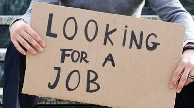 A government report which was leaked in January this year also recorded that the unemployment rate in India rose to a 45-year high in 2017-2018. (Representational image)
