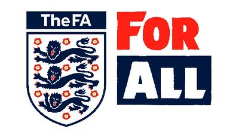 The English Football Association (FA) said it was looking into the incident 'as a matter of urgency'. (Photo: Twitter)