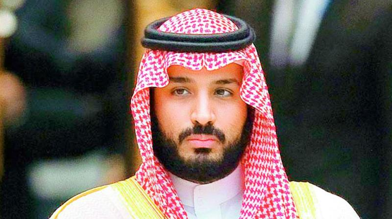 Saudi crown prince approved 'intervention' against dissidents