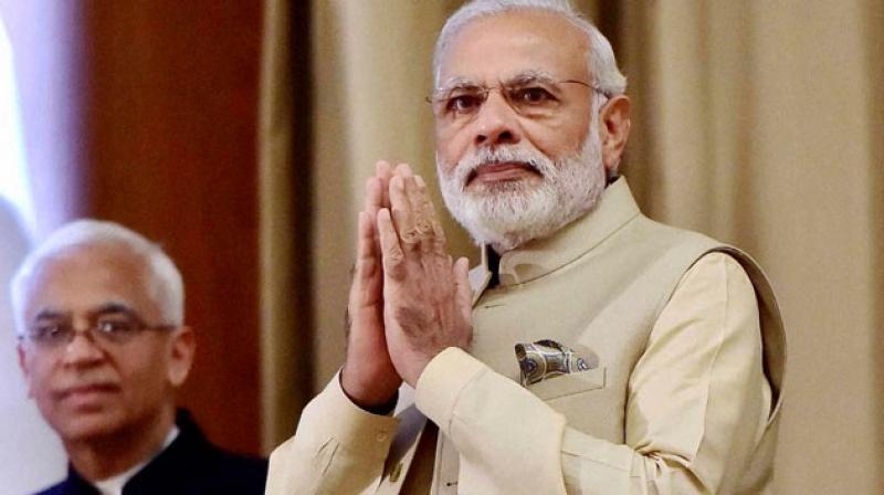 Prime Minister Narendra Modi headed the Union Cabinet meet on Tuesday. (Photo: File/PTI)