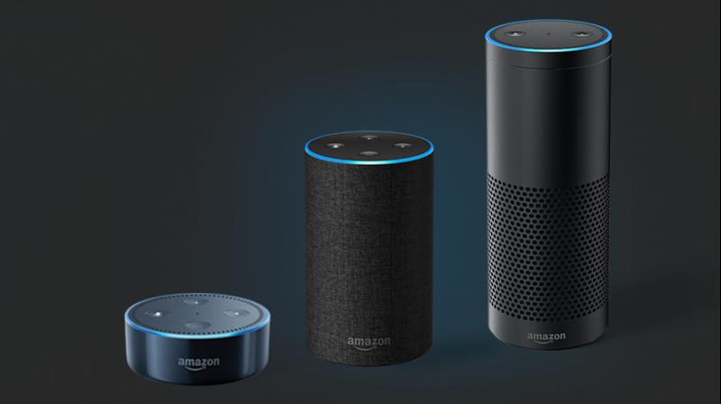 Marriott has signed up for the service and will place Amazon Echo smart speakers in 10 hotels this summer, including its Westin and St. Regis brands.