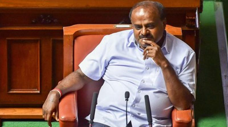 Karnataka CM H D Kumaraswamy (Photo: File | PTI)
