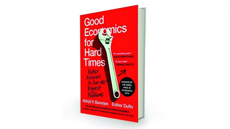 Good Economics for Hard Times by Abhijit V. Banerjee,  Esther Duflo Juggernaut, Rs 699