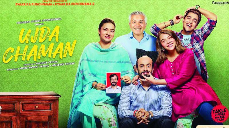Ujda Chaman Review: Find out critics reactions to the movie