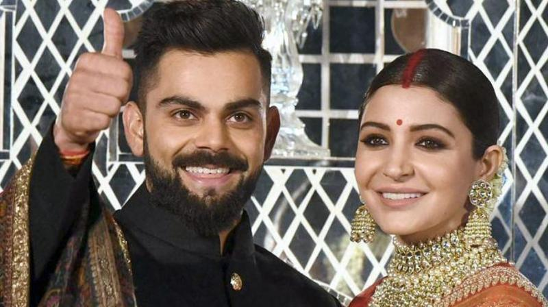 Virat Kohli and Anushka Sharma got married in December last year.