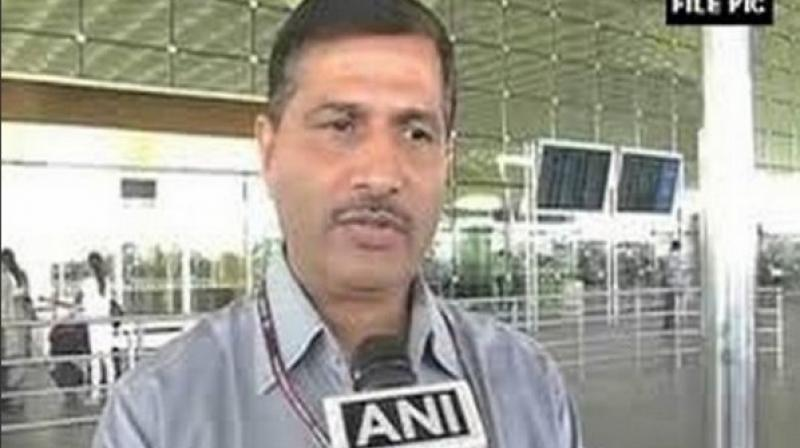 'Oil marketing companies (OMCs) led by Indian Oil have stopped jet fuel supply at six airports,' Air India Spokesperson Dhananjay Kumar had earlier said in a statement. (Photo: ANI)