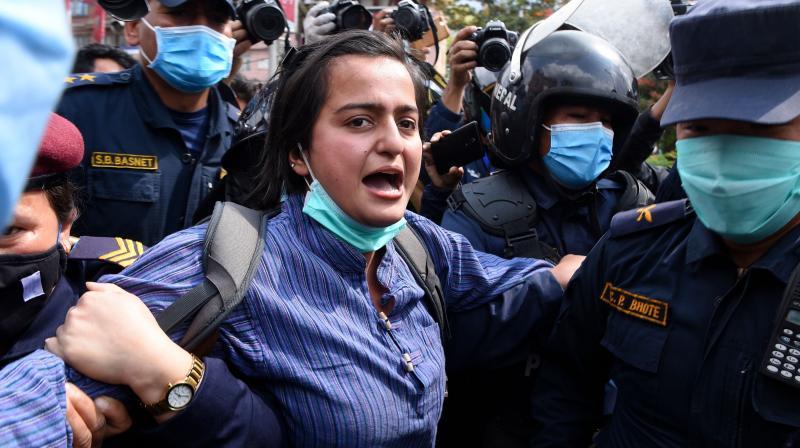 DC Edit: Reach out, mend Nepal ties