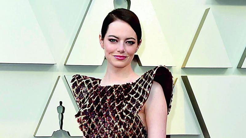 A picture of Emma Stone used for representational purposes only