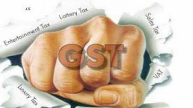 GST officers have started sending scrutiny notices to companies whose tax payment did not match the final sales return.