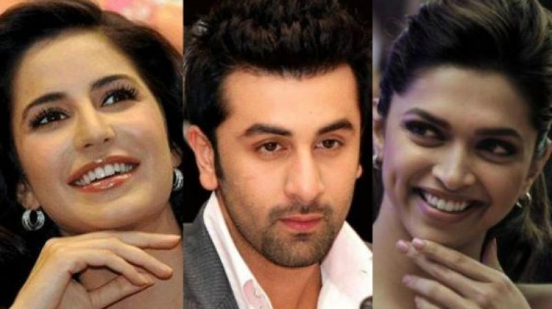 Ranbir Kapoor's relationships and break-ups with Deepika Padukone, Katrina Kaif had made headlines.