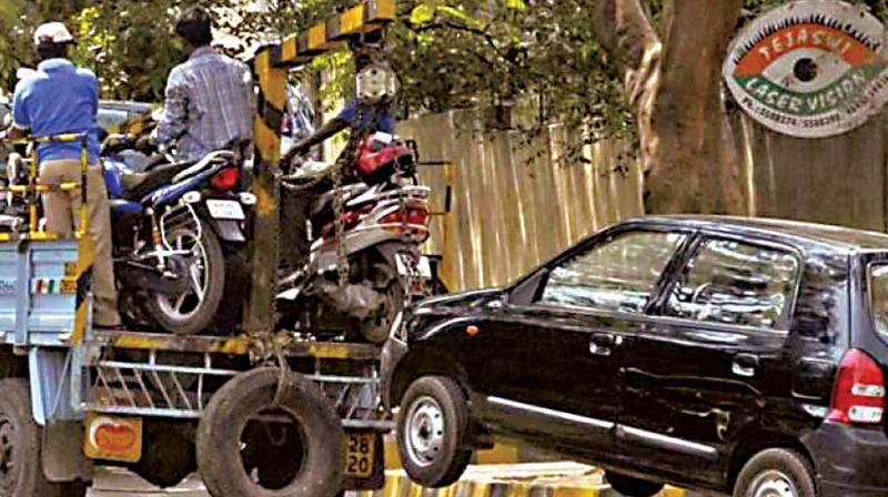 Many believe that if the BBMP evicted all commercial units running in basements of buildings originally meant for parking, it may greatly help the city's parking problem.