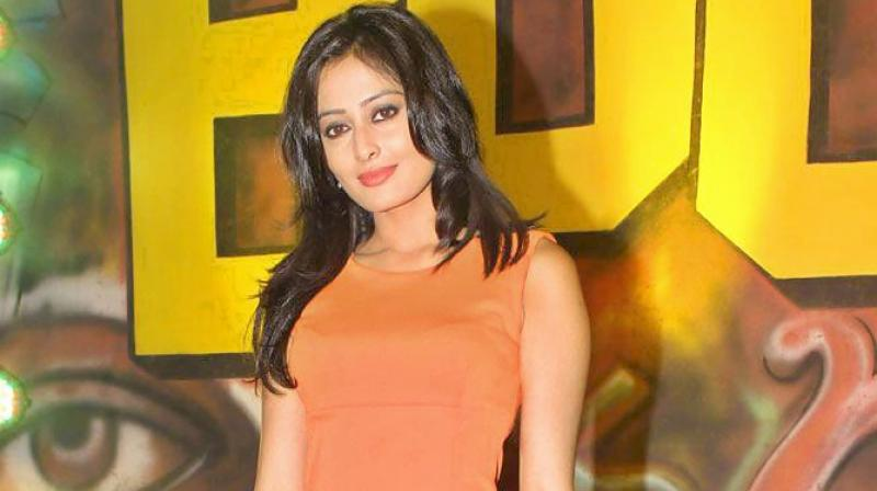 """Tollywood actress Nidhi Subbaiah feels, """"A place where actors support each other rather than pull them down would be a great place. (Photo: DC)"""