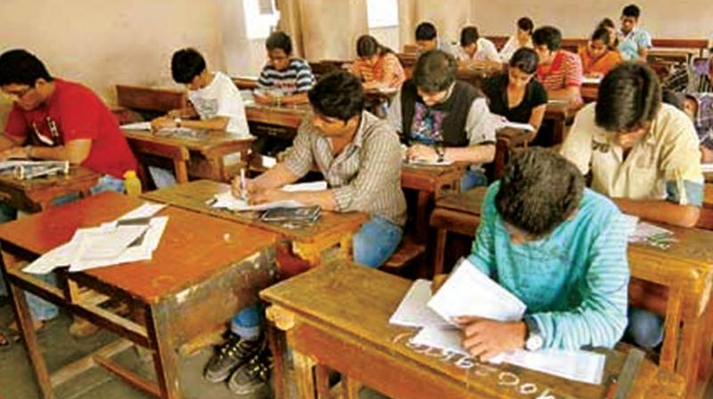 Now, applicants can chose between English, Hindi and Gujarati, which is considered a major hurdle for students from rural parts of the state. (Representation image)