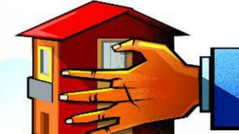Three types of houses were put on offer under the G3 plan for which the beneficiaries have to pay various amounts. (Representational image)