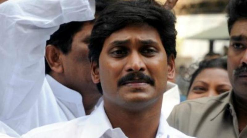 Jagan moves his own no-trust motion in LS