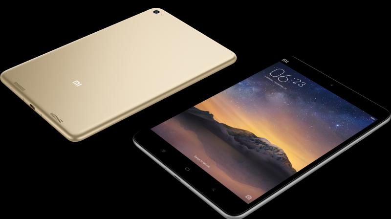 An 18:9 display could help Xiaomi reduce the footprint of the device. (Representative Photo: Mi Pad 2)