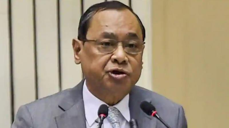 Chief Justice of India Ranjan Gogoi. (Photo: PTI)