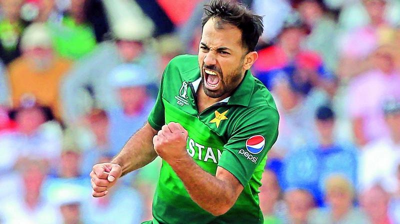 Wahab, who took 2/29 and was unbeaten on 15 in his side's three-wicket victory over Afghanistan here on Saturday, says the relentless mentality of his team is behind its remarkable resurgence.(Photo: FIle)