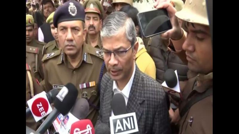 'All demands of Unnao rape victim's family accepted': Lucknow Commissioner