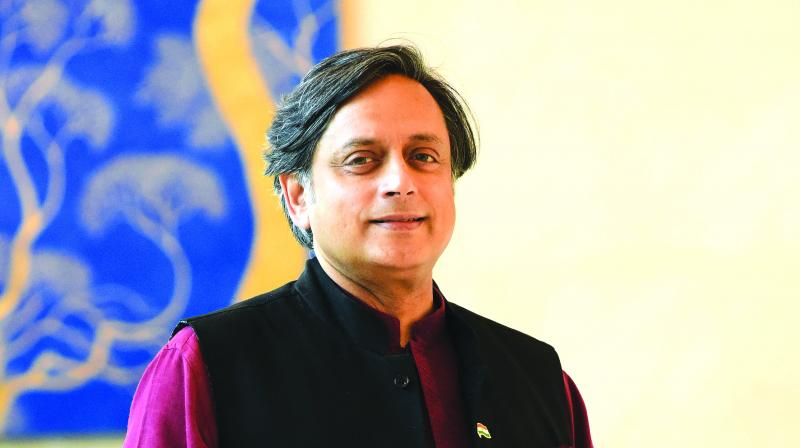 Congress MP Shashi Tharoor said, 'Instead of one nation one tax, we have been given three taxes, six slabs underneath and 37 forms a year to be filed... There is a nanny state sitting over you.' (Photo: File)