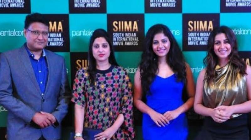 Pantaloons SIIMA' to host its 7th Edition in Dubai on