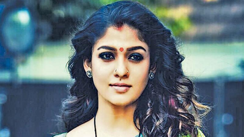 Nayan is an 'angel' now