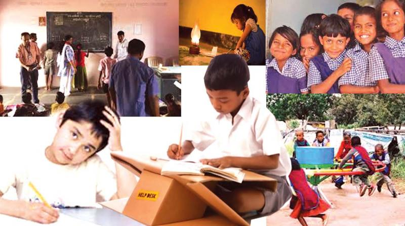 Drawing up comparisons between government school students and their peers in private institutions, the ASER report shows that the former are catching up with the latter.