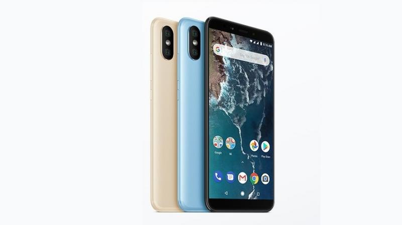 Xiaomi Launches Mi A2 And Mi A2 Lite Price Starts At Rs