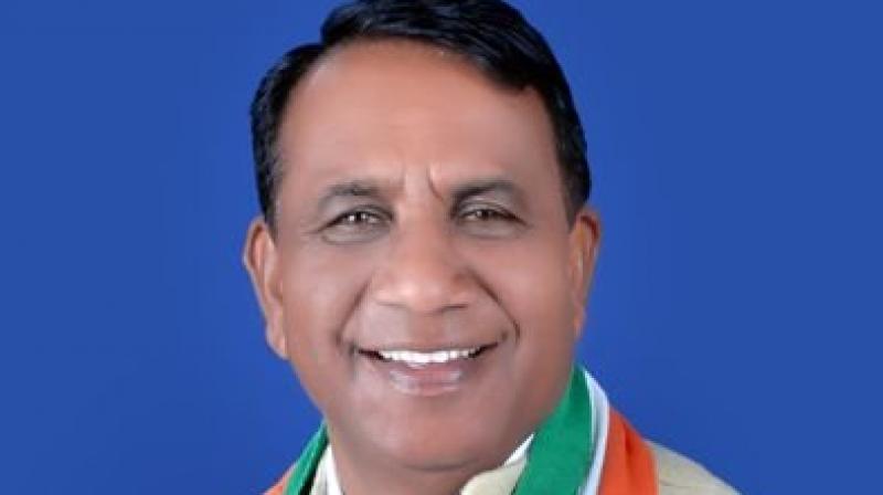 Tribal Development Minister Arjun Singh Bamaniya said the funds were spent on 300 schemes. (Photo: Twitter)