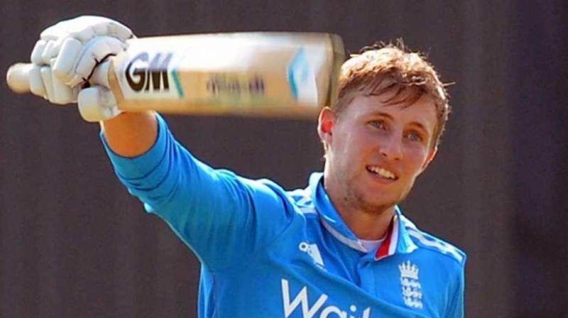 England were bolstered by the arrival of their top batsman Joe Root ahead of the limited-overs series against India. (Photo: AP)