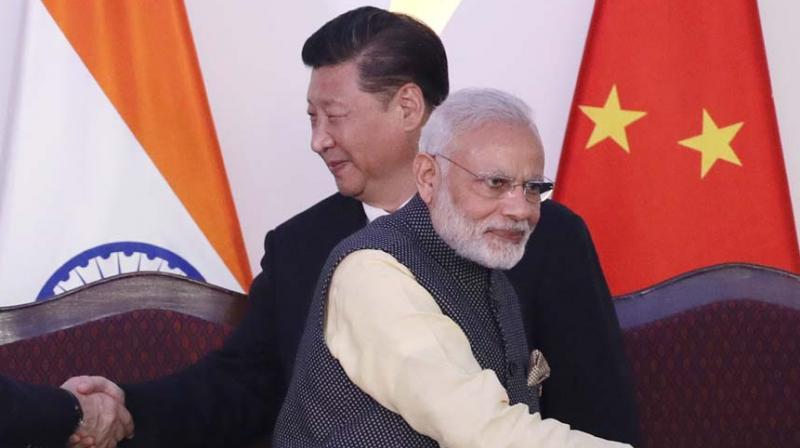 PM Modi and Chinese president Xi Zinping. (Photo: File | AP)