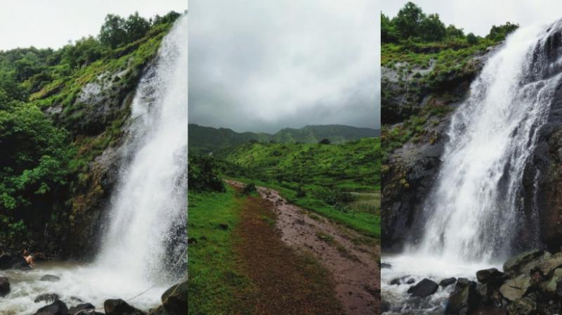 Bhivpuri waterfalls, Karjat. (All Photos Credit: Darielle Britto)