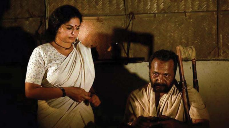 Still from the movie Bhayanakam