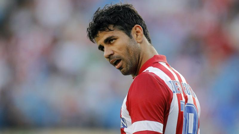 Costa returns as a hero at Atletico having led Los Rojiblancos to their only La Liga title in the past two decades and the Champions League final by scoring 36 goals in the 2013/14 season. (Photo: AP)
